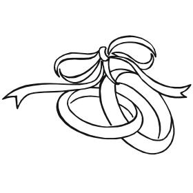 Linked wedding rings clipart free images 5 2