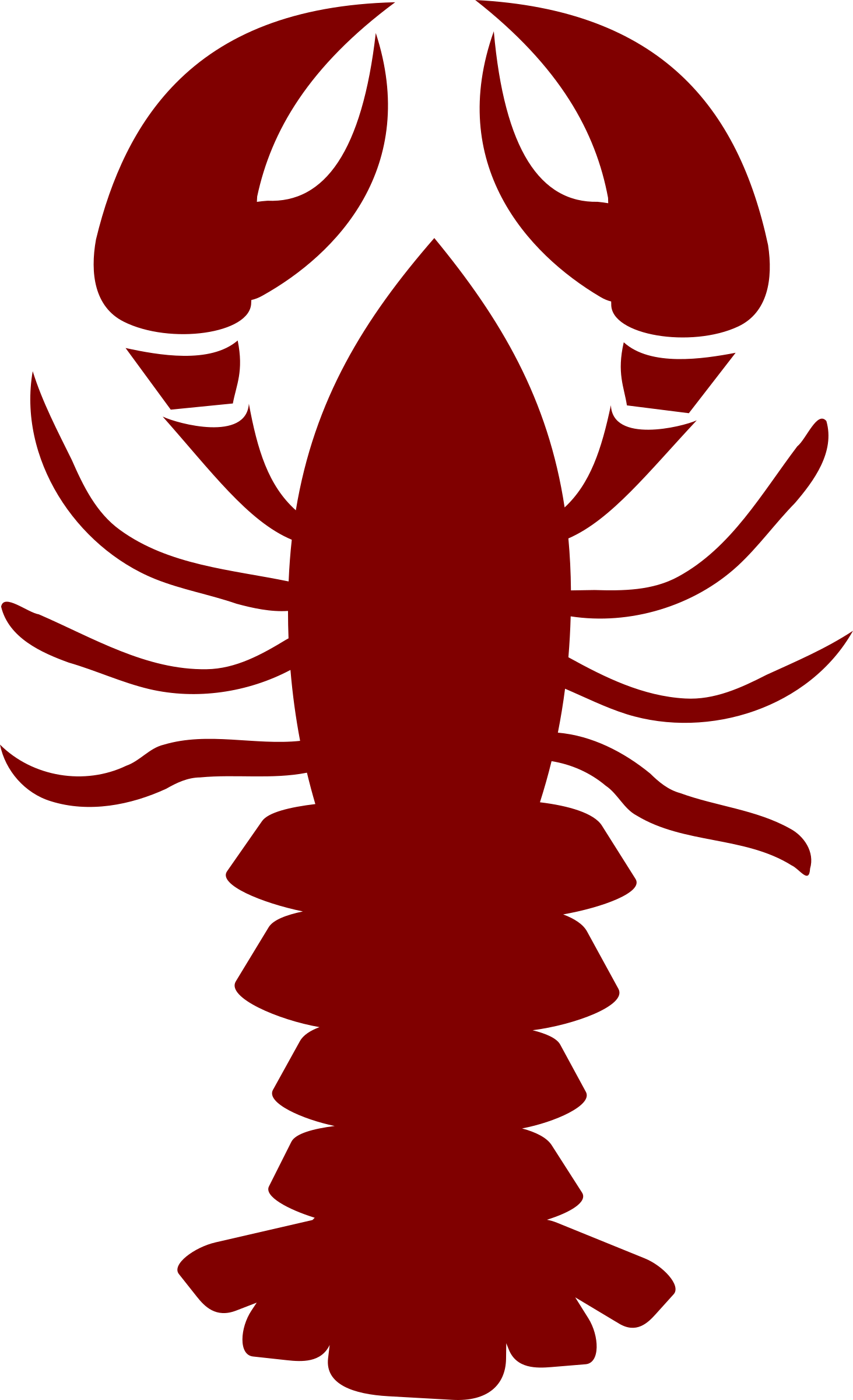 Lobster clip art or cartoons free clipart images