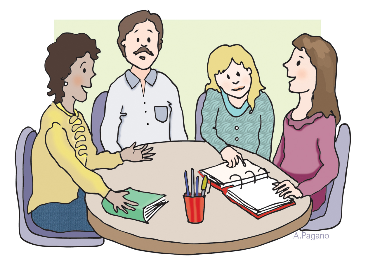 Meeting clip art clipart