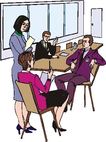 Meeting clip art images free clipart image 2