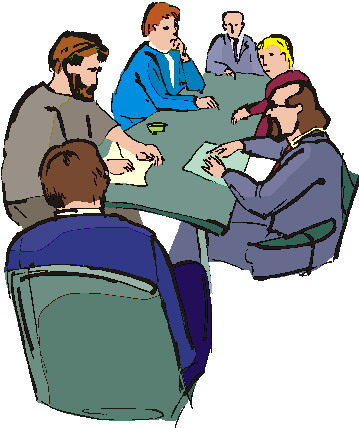 Meeting clip art images free clipart image 5