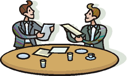 Meeting clip art images free clipart image