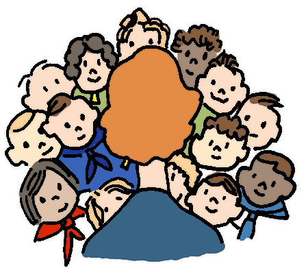 Meeting clipart 4