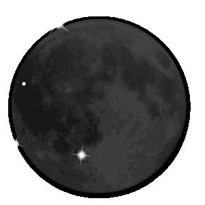 Moon clip art download 2