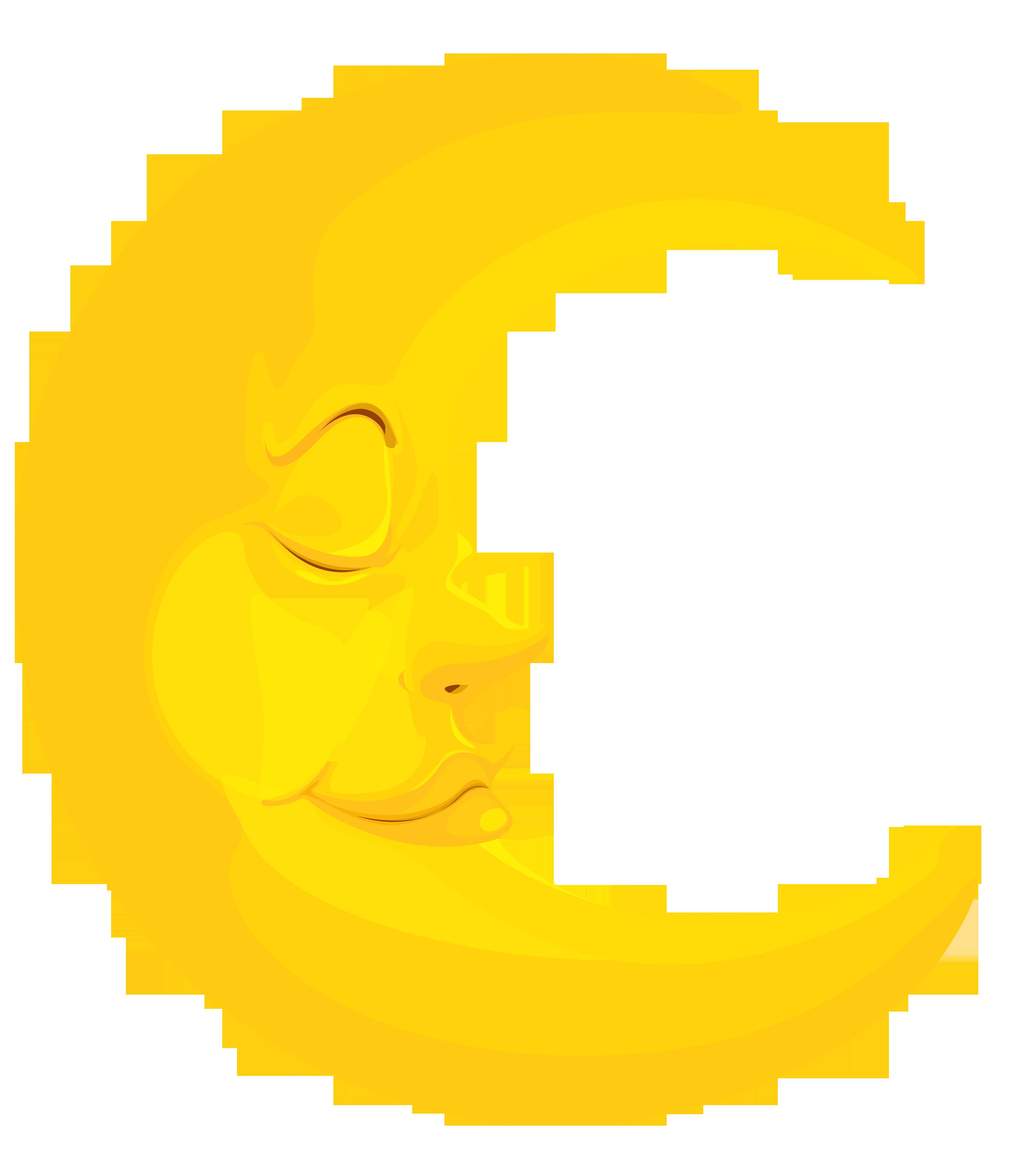 Moon clip art free images clipart