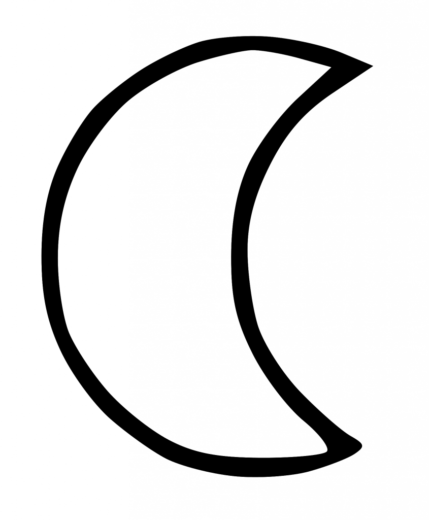 Moon clipart 0
