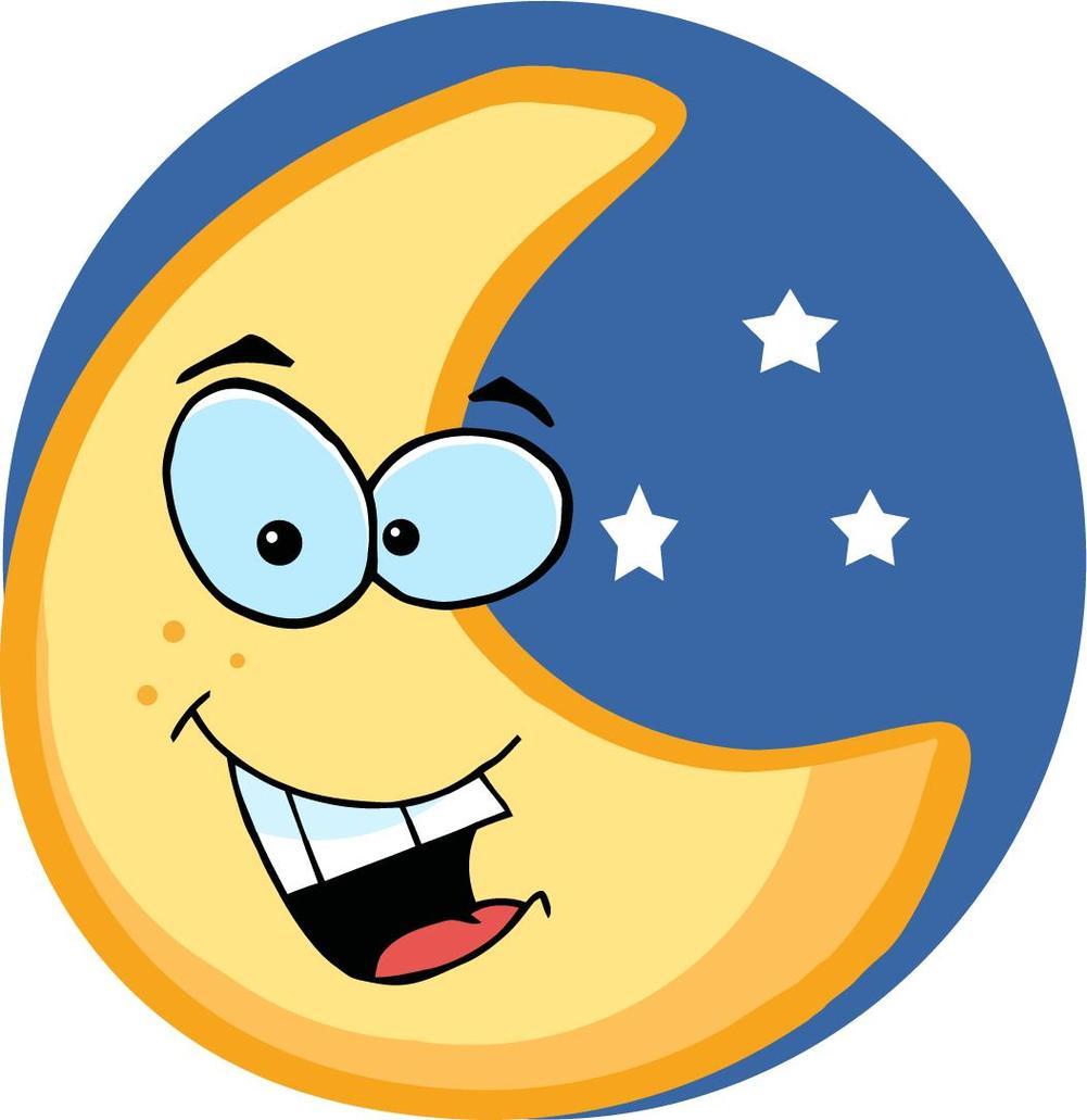 Moon clipart free clip art