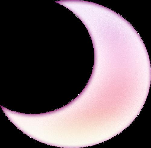Moon clipart transparent