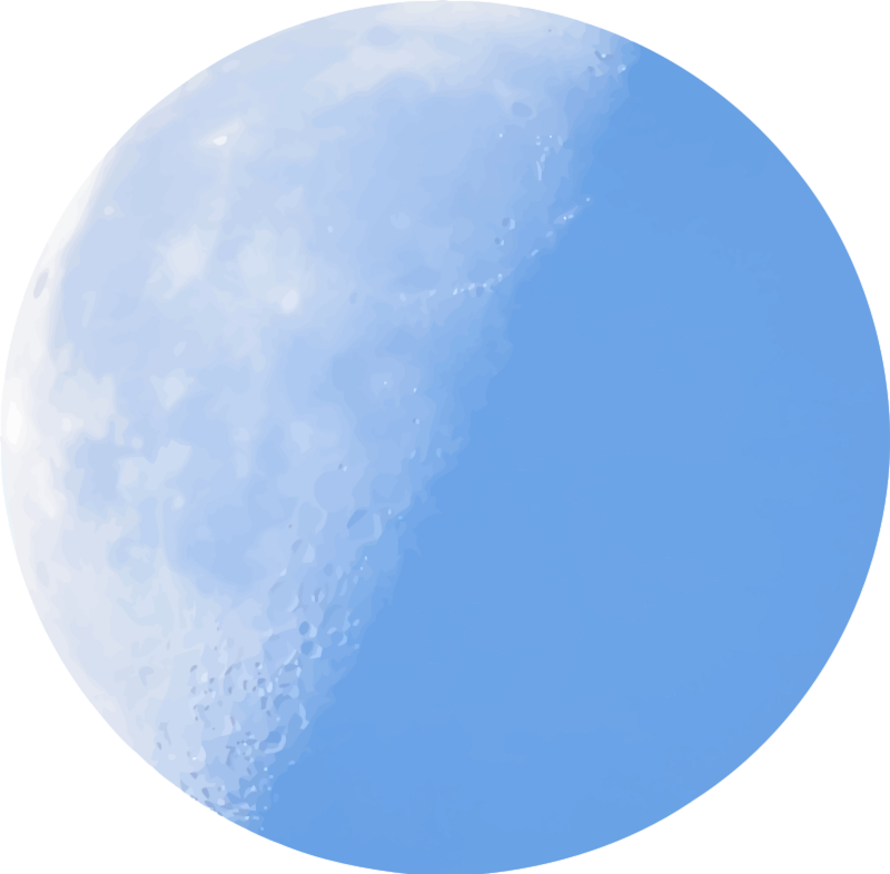 Moon free to use clip art 2