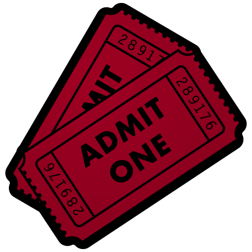 Movie ticket clipart free 2