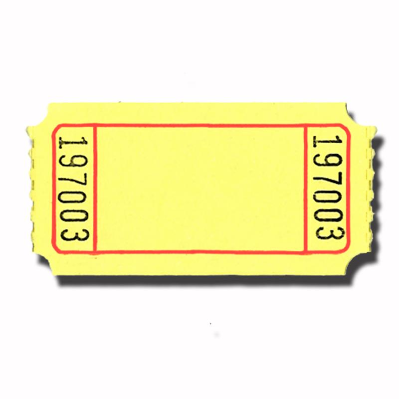 Movie ticket clipart free images 3