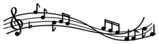 Music border music note border 10