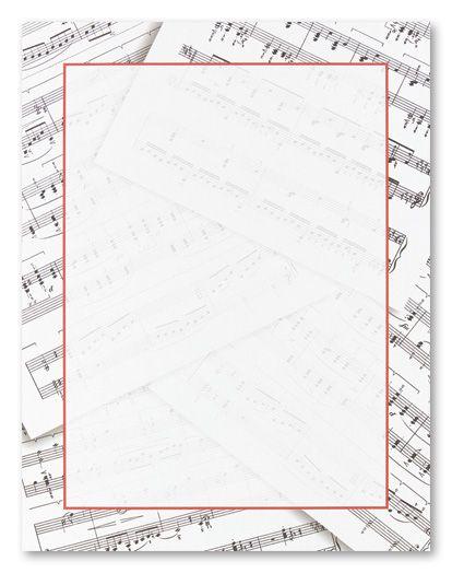 Music border music note border 7