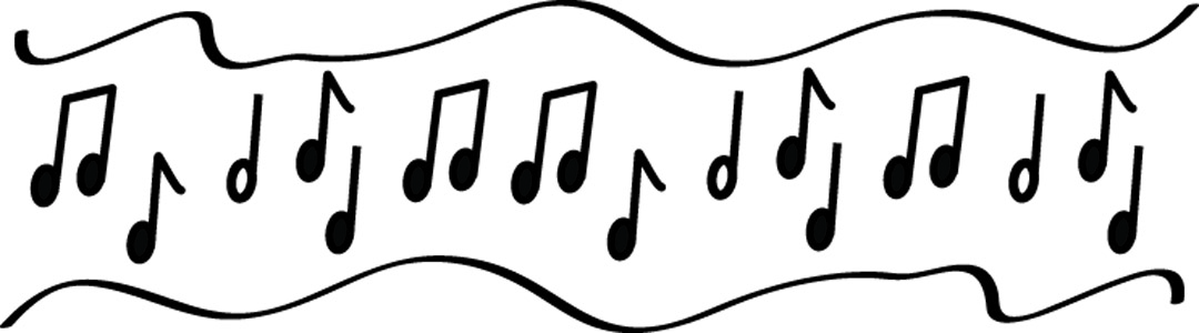 Music border music note border for microsoft word free 2