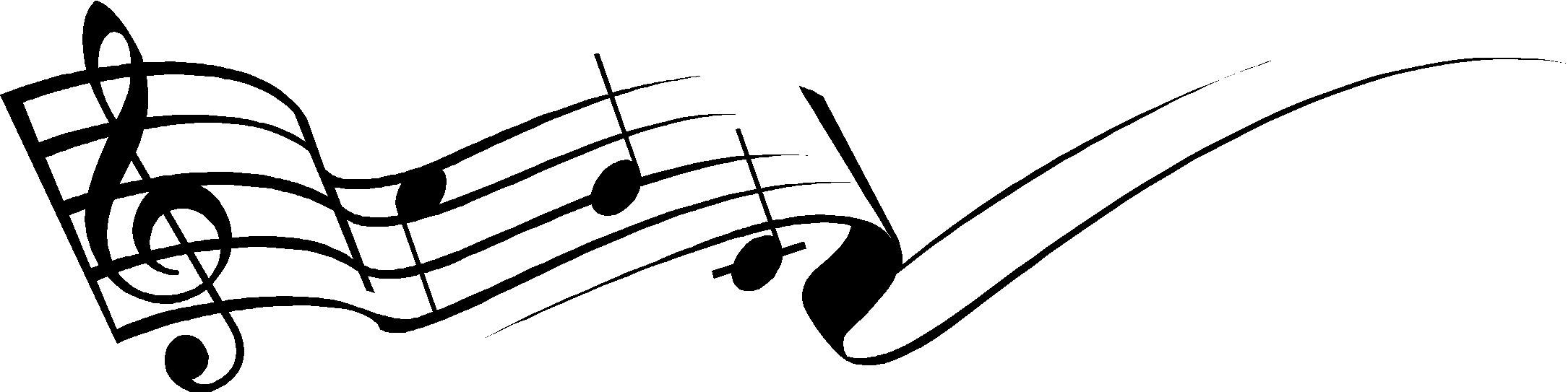 Music border musical borders music note border clipart