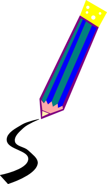 Pen and pencil clipart 2