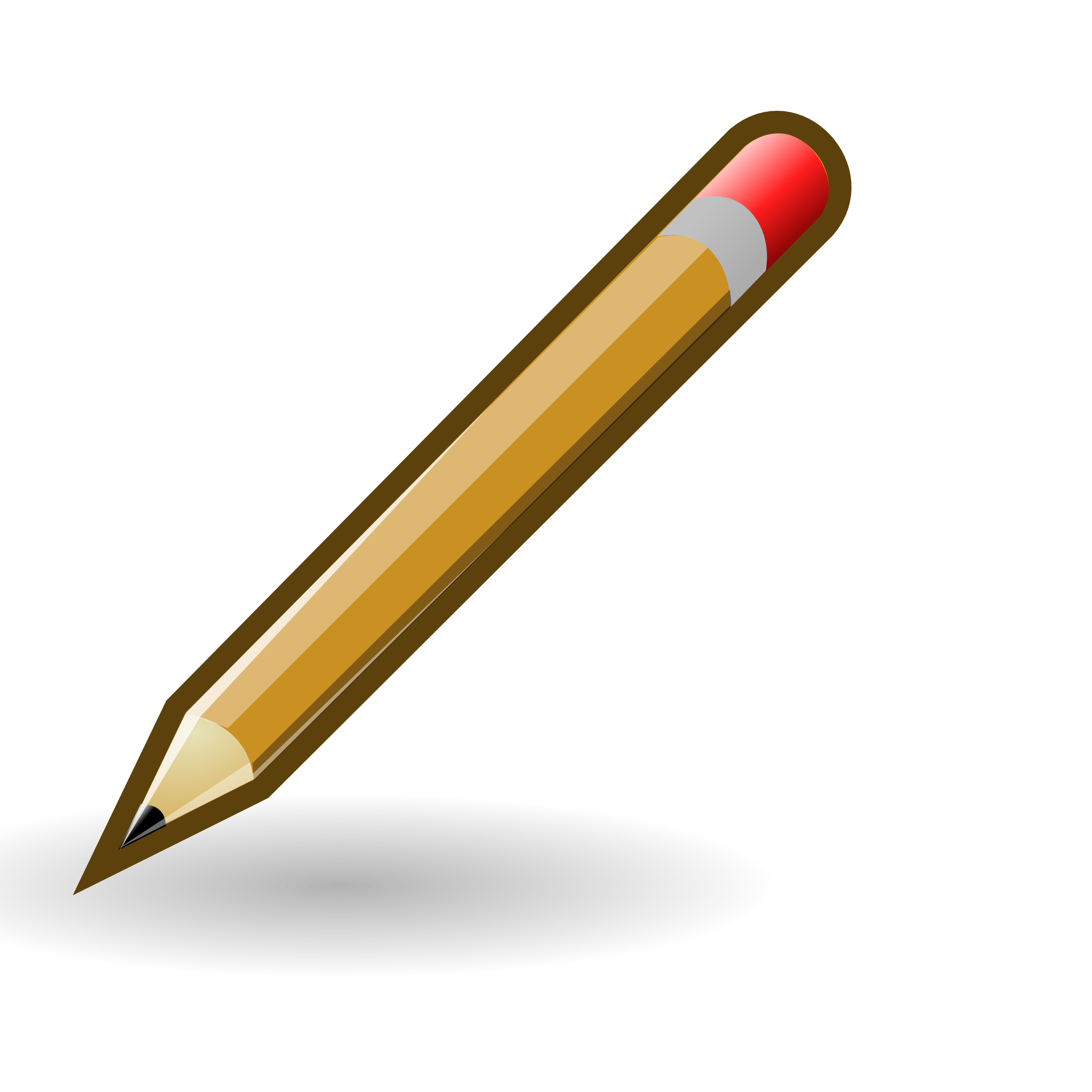 Pencil and book clipart free images