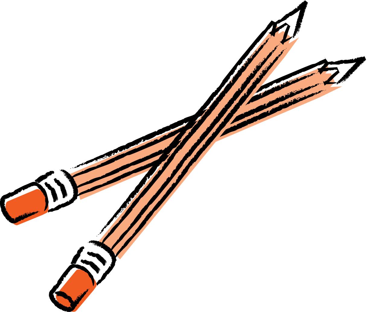 Pencil clip art free clipart images 8