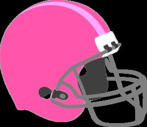 Pink football helmet clip art clipartfox 3