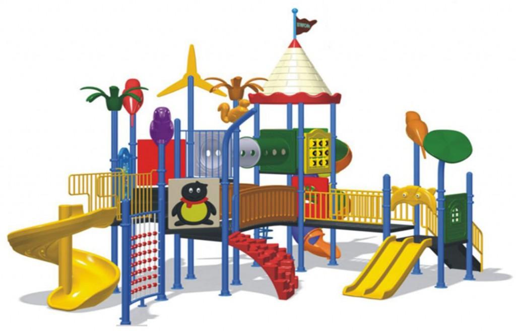 Playground clipart 4