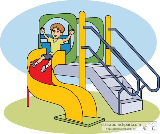 Playground clipart free 4