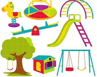 Playground clipart free 5