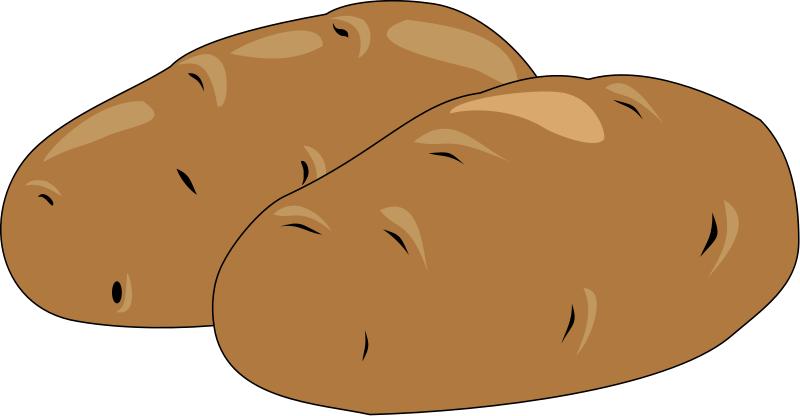 Potato clipart