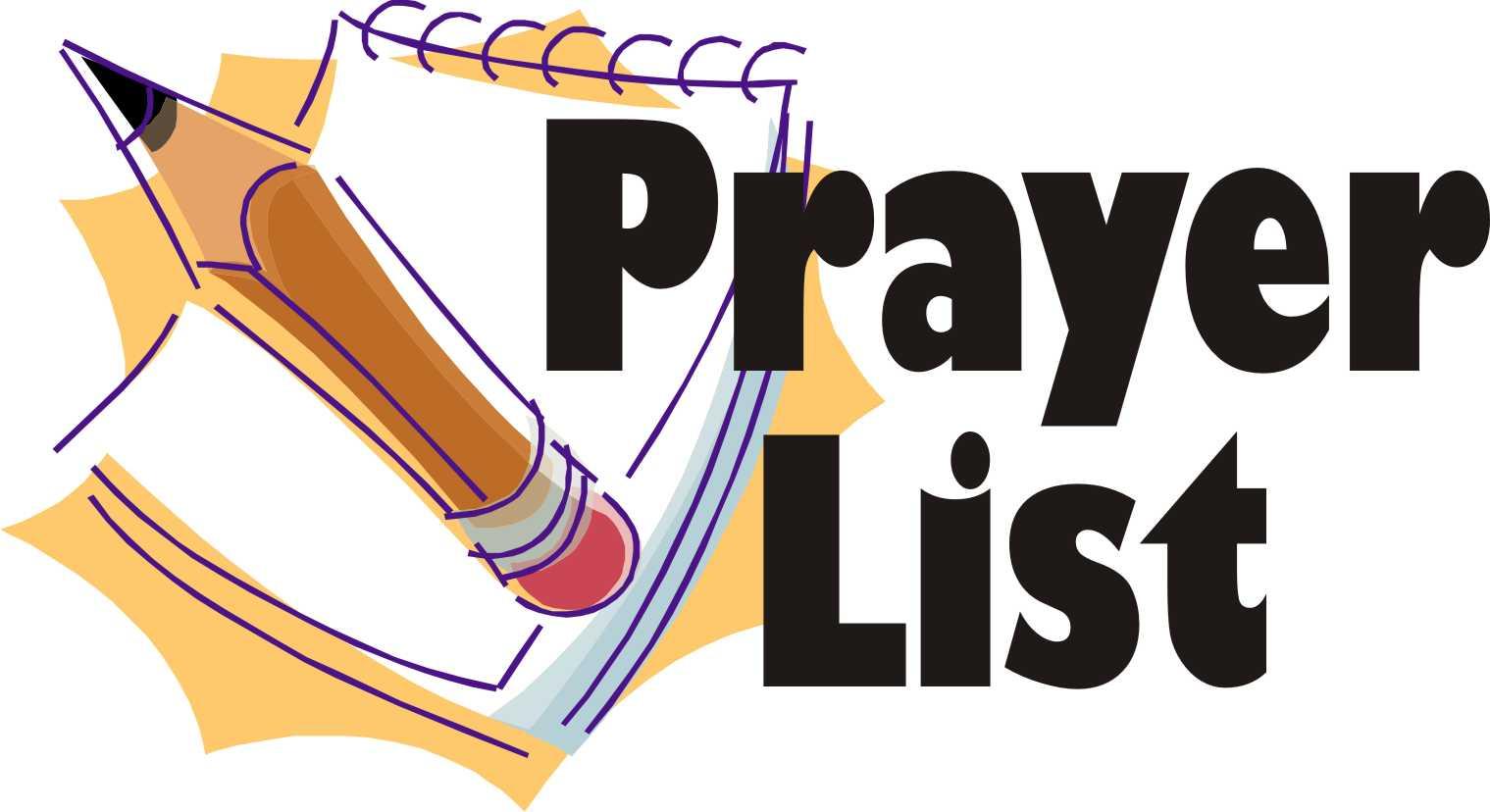 Prayer meeting clipart