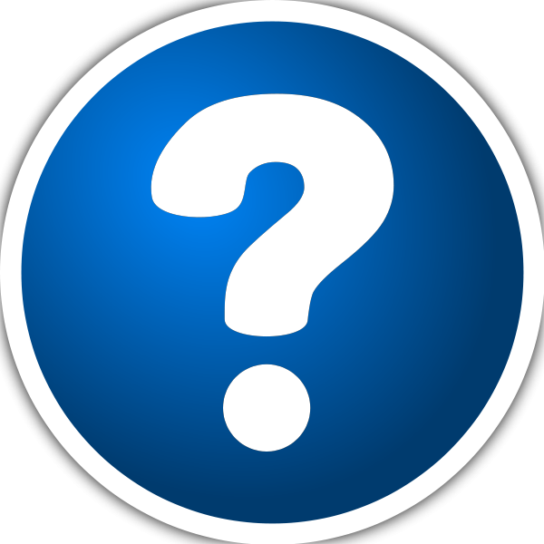 Question mark icon free clipart images 3
