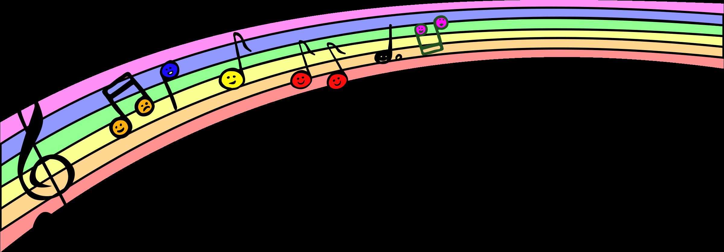 Rainbow clip art 9 rainbow clipart fans