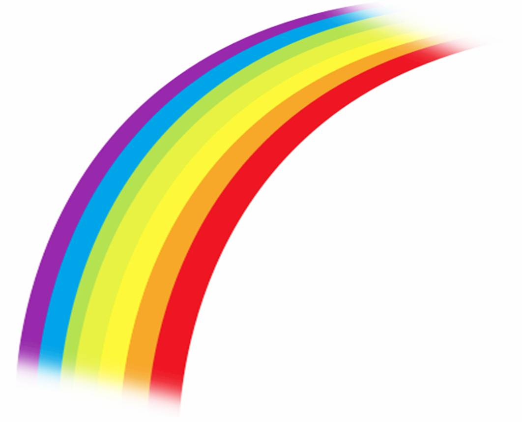Rainbow clip art free clipart images 2