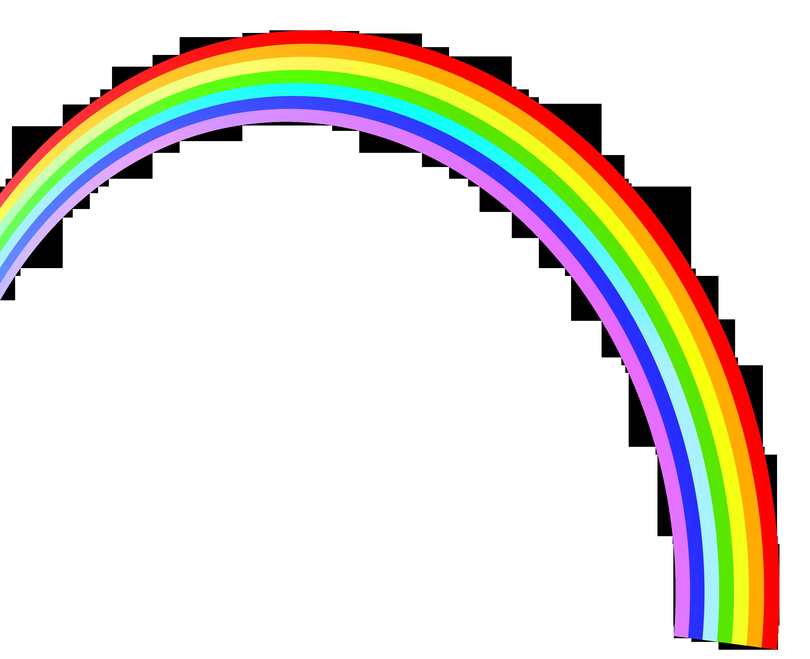Rainbow clipart 0 2