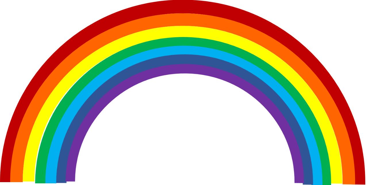 Rainbow clipart school cliparts