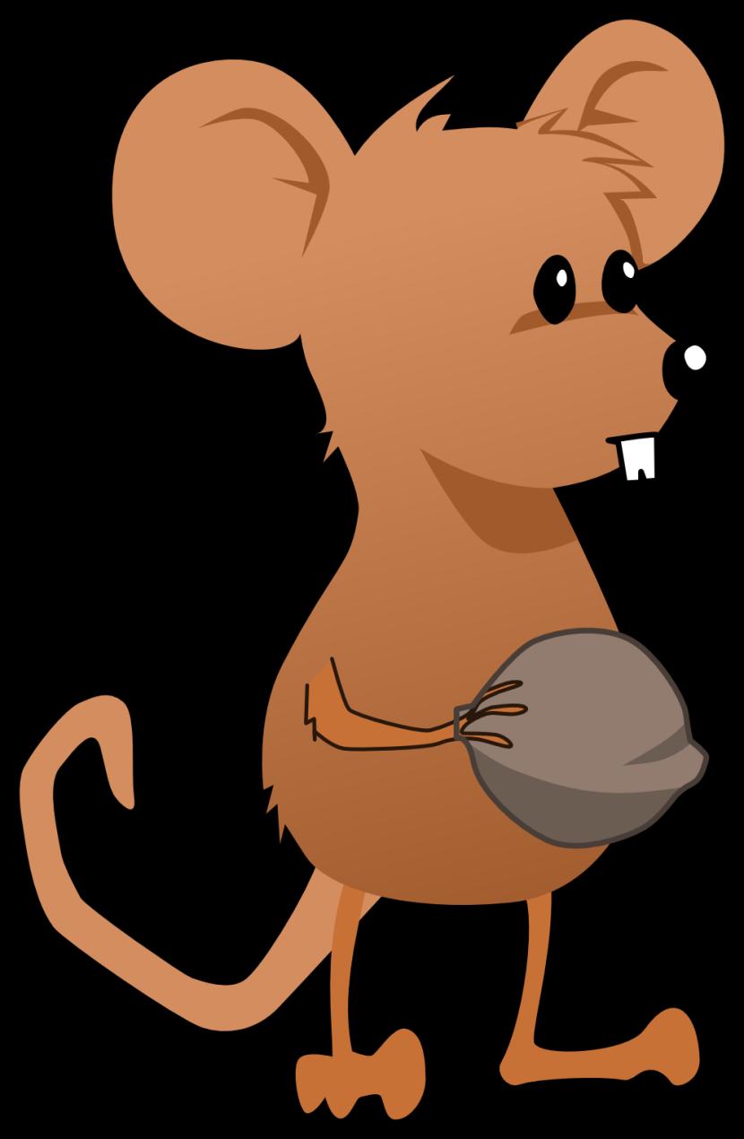Rat clipart 2