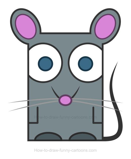 Rat clipart 3