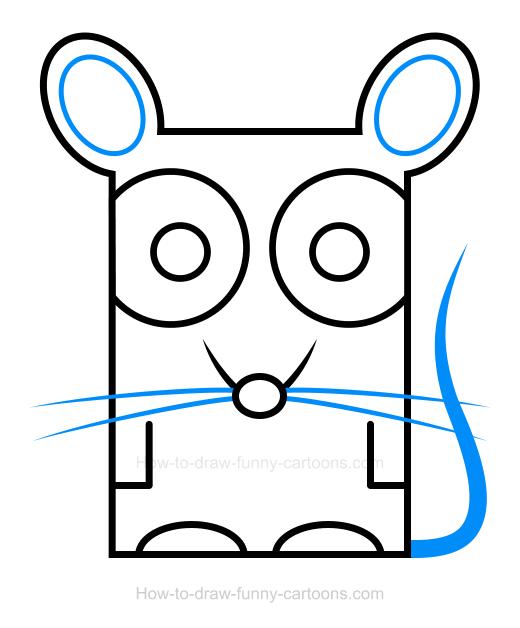 Rat clipart 5