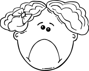 Sad face crying clip art dromgdg top