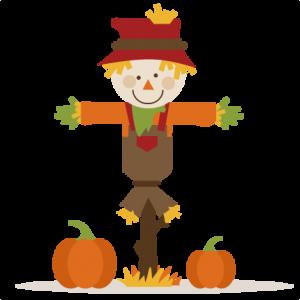 Scarecrow cute clipart clipartfox 2