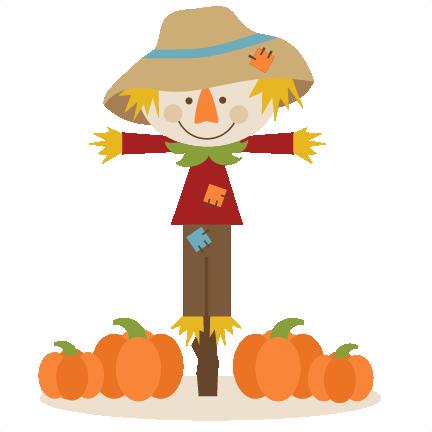 Scarecrow cute clipart clipartfox