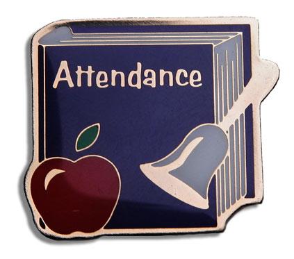 School attendance clipart 4