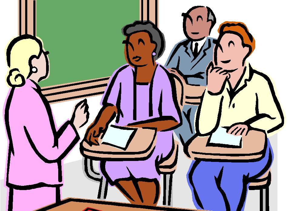 School meeting clipart 4