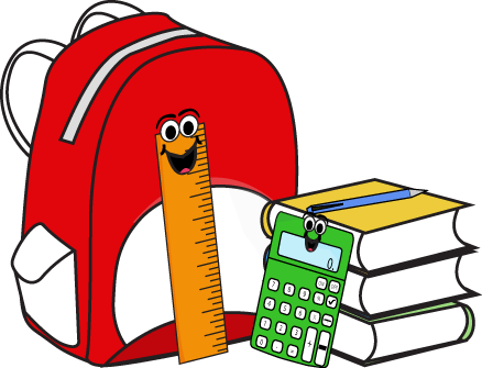 School supplies clipart free images 4