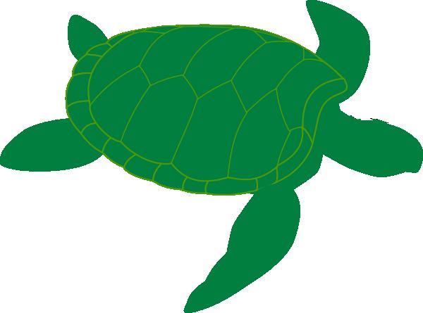 Sea turtle clip art at vector clipart 2