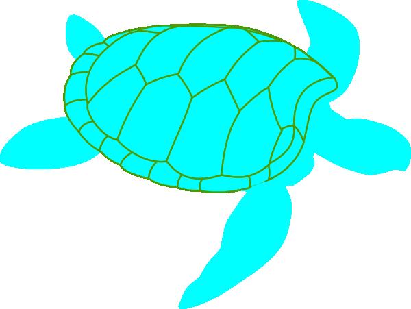 Sea turtle clip art at vector clipart