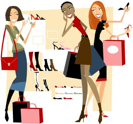 Shopping bag clipart free images