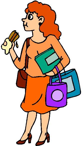 Shopping clip art 5