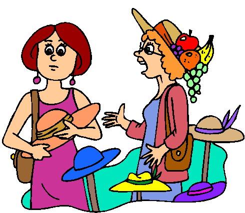 Shopping clip art 6