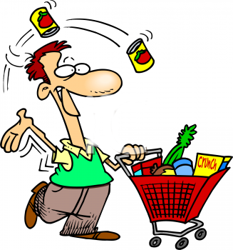 Shopping clip art free clipart images 2