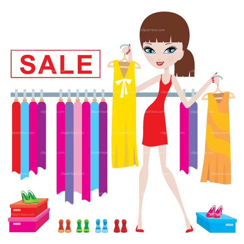 Shopping clip art free clipart images 5
