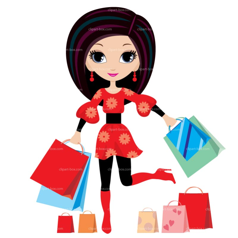 Shopping images clip art 3